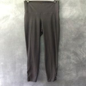 OLD NAVY   Black Active Athleisure Leggings Size L